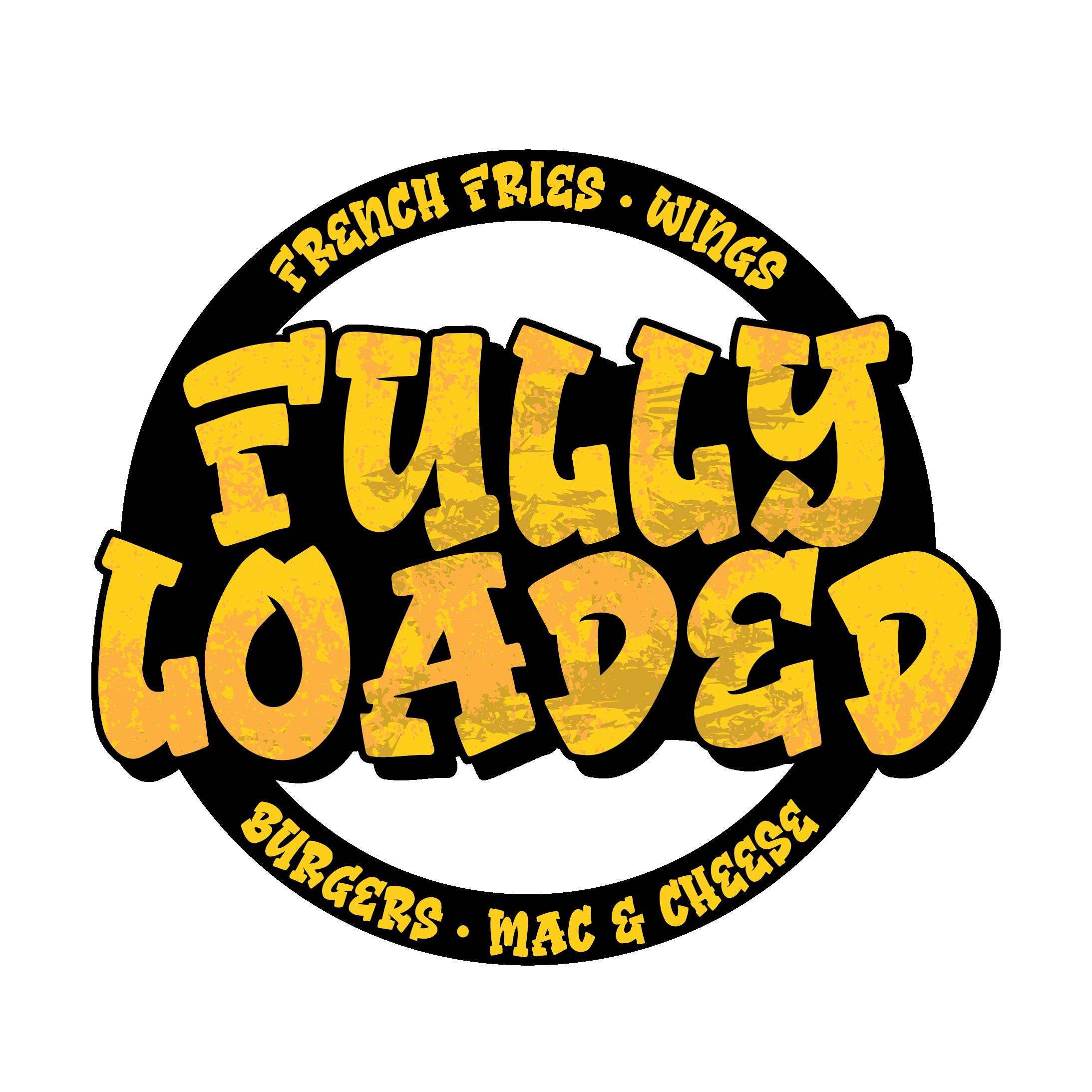Website design and branding for fully loaded