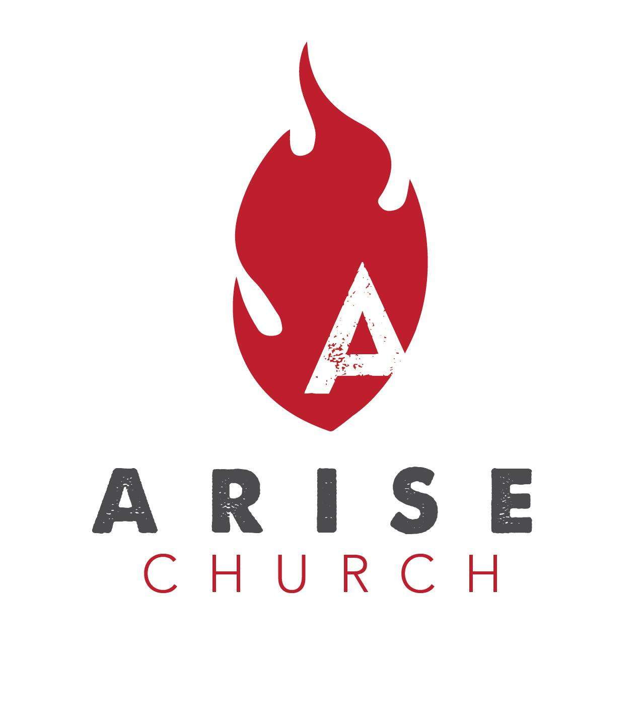 branding created for arise church by marketography