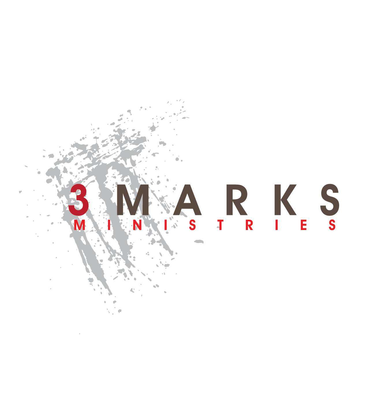 branding created for 3 marks ministries by marketography