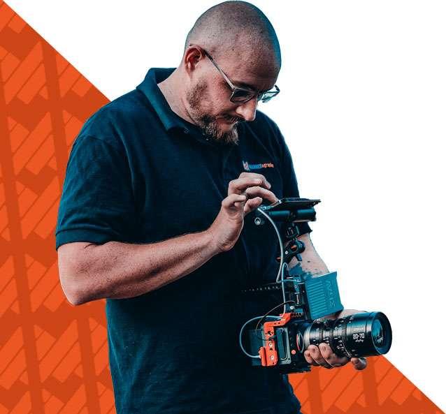 Kiefer Likens - Creative Director for Marketography