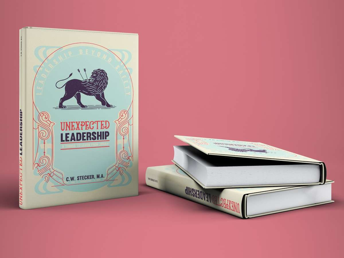 Book Design for Chad Stecker by marketography