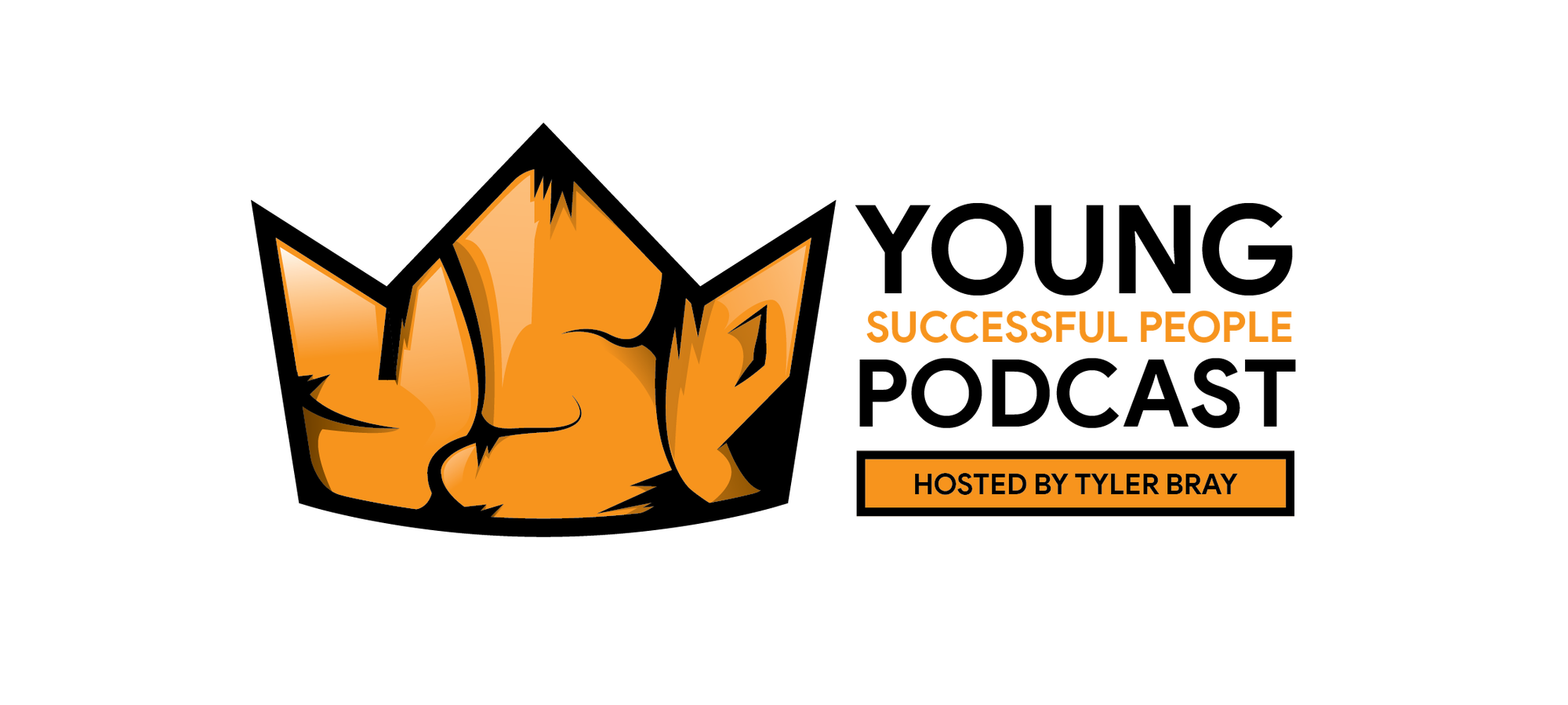 Young Successful people branding for community and podcast by marketography